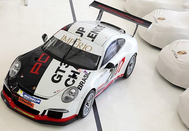 Porsche Império GT3 Cup (Foto: Divulgação/Henrique Cardoso)
