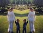 Eliana posa com o filho e se declara: 'Minha vida ganhou um novo sentido'