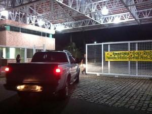 Caso ocorreu em resort localizado na AM 010 (Foto: Adneison Severiano)