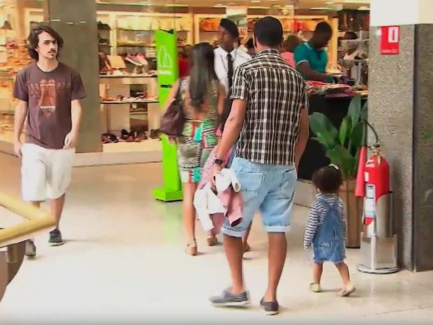 CDL tem espectativas de aumento de vendas na Bahia para o Dia dos Pais (Foto: Imagens/Tv Bahia)