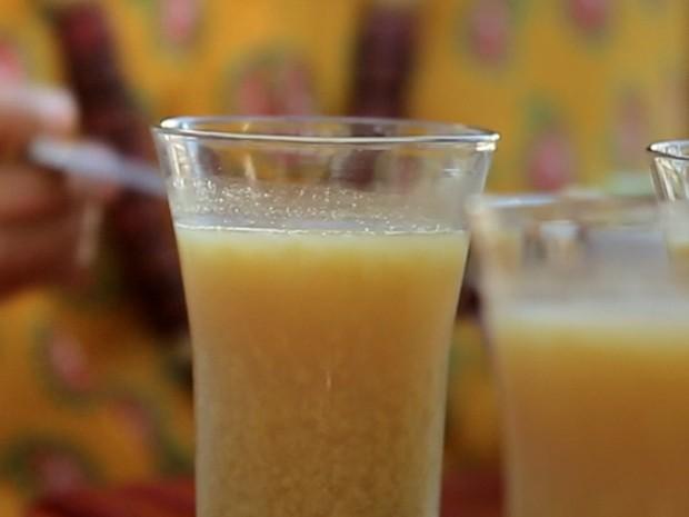 Bela Cozinha Vero - Ep. 3 - Suco de seriguela (Foto: Reproduo / GNT)