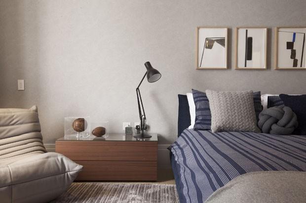 Apartamento em Londres com décor contemporâneo e iluminação natural (Foto: João Bessone)
