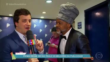 Prêmio em São Paulo reúne os melhores da publicidade
