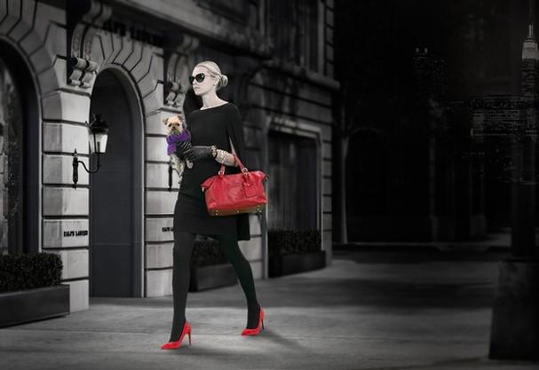 """""""The Dog Walk"""", a nova campanha de acessórios da Ralph Lauren (Foto: Divulgação)"""