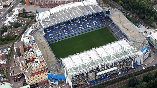 Stamford Bridge estádio Chelsea  (Foto: Getty Images)