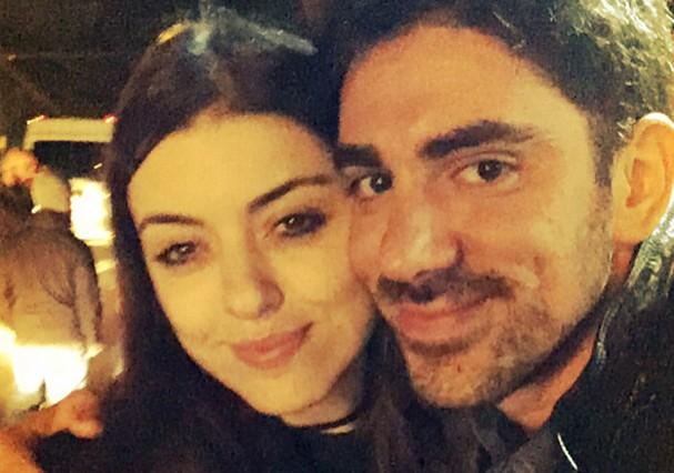 Marcelo Adnet e a namorada (Foto: Instagram/Reprodução)
