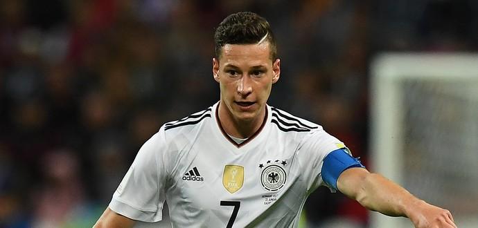 Draxler Alemanha Copa das Confederações (Foto: AFP)