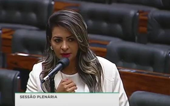 Depuatda federal Jozi Araújo (Foto: Reprodução)