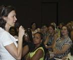 Marcia Cabrita dá palestras sobre o câncer | Bruno Carvalho