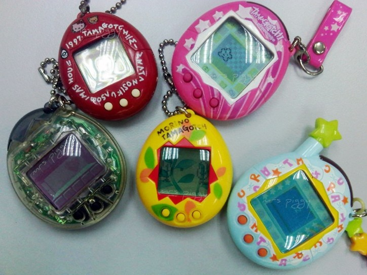 Tamagotchi (Foto: Flickr/Mrs Piggy**)