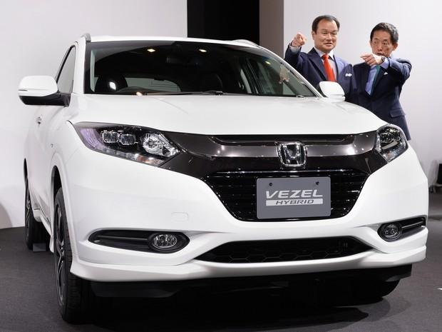 Honda Vezel (Foto: Toru Yamanaka/AFP)
