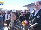 Cidades do interior do RS registram homenagens a PM morto no sábado