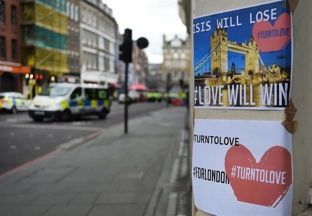 Londres; terrorismo; Reino Unido (Foto: EFE)