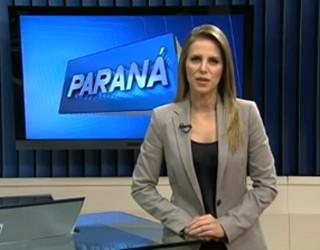 Parana TV 1ª Edição (Foto: Divulgação/RPC TV )