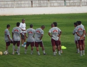 CSE treino (Foto: Romário Silva/PalmeiraEsporte)