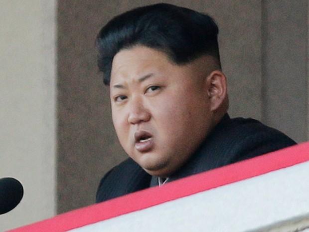 Kim Jong-un assumiu comando do país após morte de seu pai em 2011 (Foto: Wong Maye-E/AP)