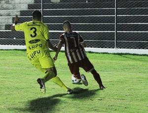 Treze x Potiguar, Copa do Nordeste (Foto: Nelsina Vitorino/Jornal da Paraíba)