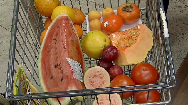 Viver Bem Alimentos Câncer Próstata (Foto: Reprodução/TV Tribuna)