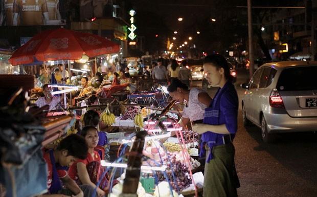 Pedro Pelo Mundo - Ep. 4 - Myanmar - Chinatown de Yangon (Foto: Reproduo / GNT)