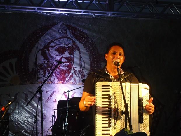 Targino Gondim fará show no Festival Viva Gonzagão (Foto: Targino Gondim/ Arquivo Pessoal)