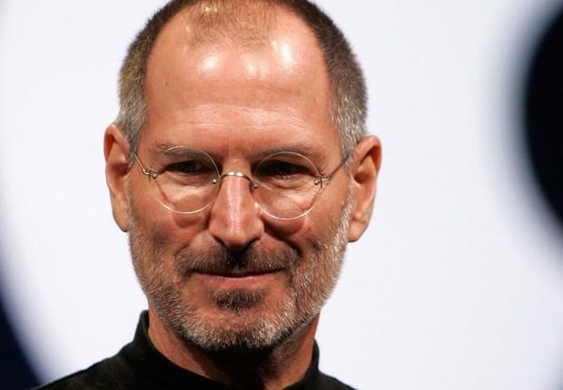 Steve Jobs , cofundador da Apple (Foto: Getty Images)