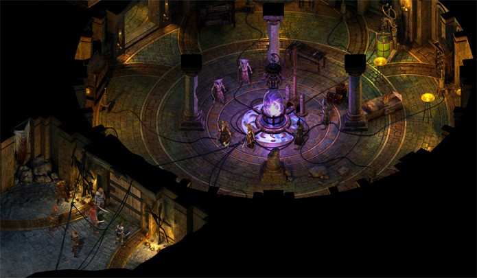 Pillars of Eternity no Steam (Foto: Divulgação/Paradox)