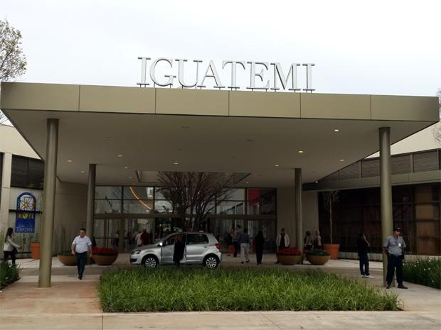 680c51a1784 Shopping foi inaugurado nesta segunda-feira (30) em Ribeirão Preto (Foto