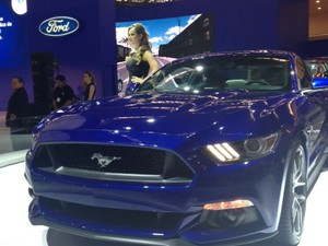 Ford Mustang (Foto: G1)