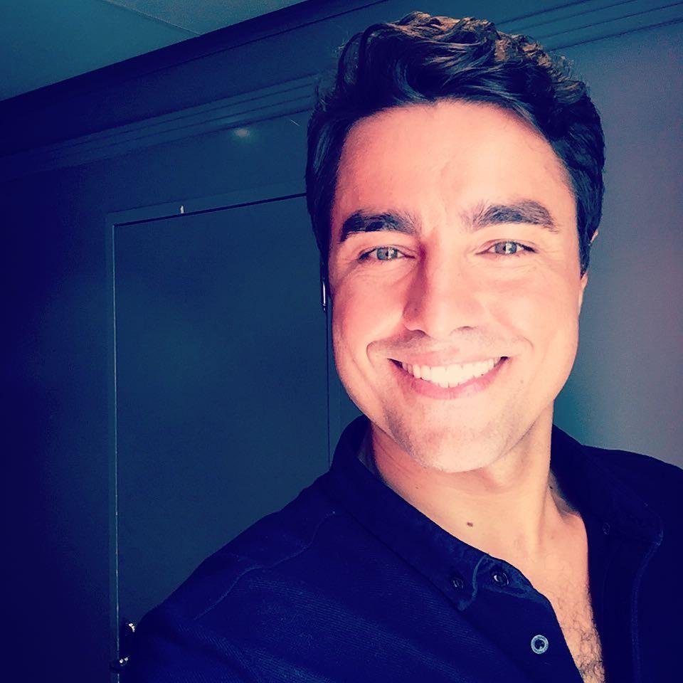 Sorria, ser leve é um luxo (Foto: Reprodução/ Instagram)