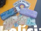 Trio é preso com 2 quilos de crack e R$ 2 mil em dinheiro em Itapetininga