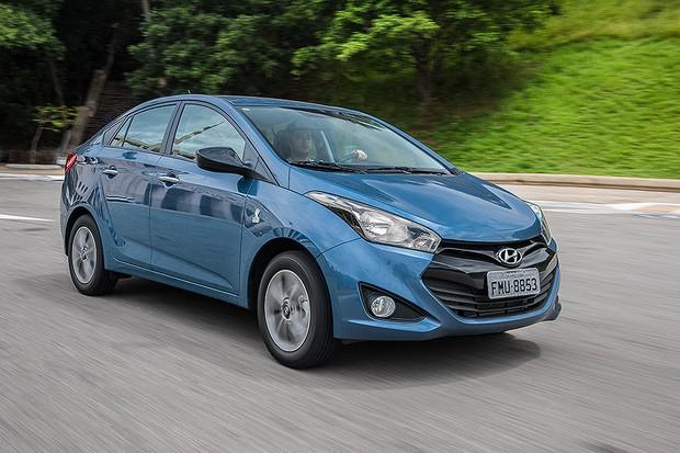 Hyundai HB20S Copa do Mundo (Foto: Marcos Camargo/Autoesporte)
