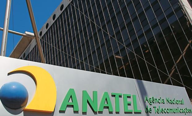 Fachada do ANATEL em Brasília (Foto: Igo Estrela/ÉPOCA)