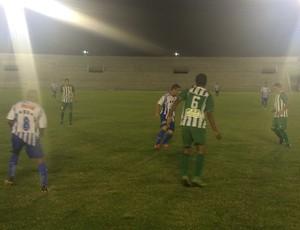 Serrano x Perilima, no Estádio Almeidão, pela 2ª divisão do Campeonato Paraibano 2014 (Foto: Silas Batista / GloboEsporte.com/pb)