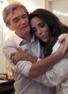 Serginho entrevista Ivete Sangalo (TV Globo/Altas Horas)