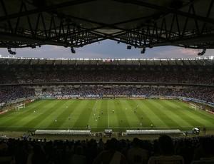 Cruzeiro e Atlético-MG no Mineirão (Foto: Juliana Flister/Light Press)