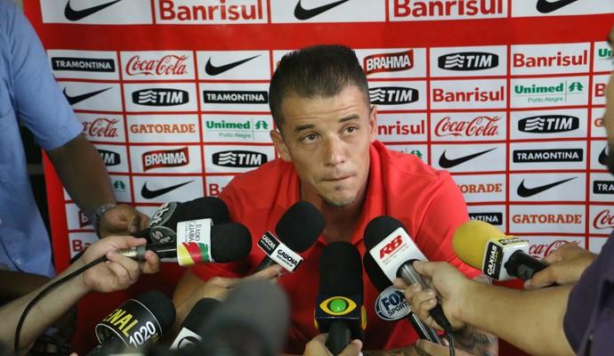 D'Alessandro, meia do Inter (Foto: Diego Guichard)