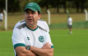 "Enderson se diz ""corajoso"" por voltar ao Goiás após passagem vitoriosa"