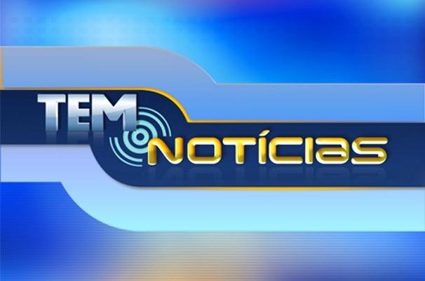 Logotipo Tem Notícias Programação (Foto: Arte/TVTEM)