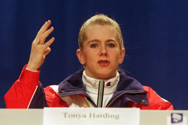 A patinadora artística Tonya Harding (Foto: Getty Images)