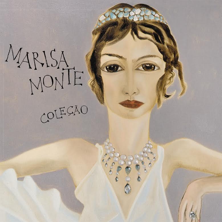 Capa do novo CD de Marisa Monte