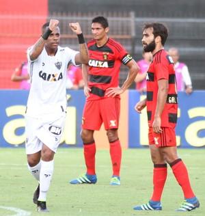 Sport x Atlético-MG Série A (Foto: Antônio Carneiro / Pernambuco Press)