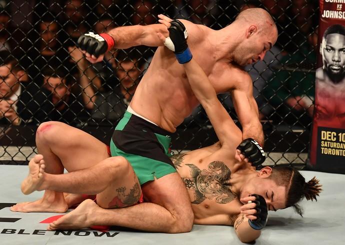 Artem Lobov, Teruto Ishihara, UFC Belfast, MMA (Foto: Getty Images)