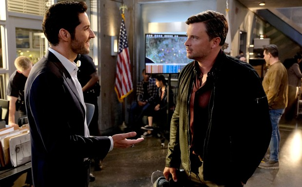 """Lucifer - """"They're Back, Aren't They?"""" (1Ep3T)"""