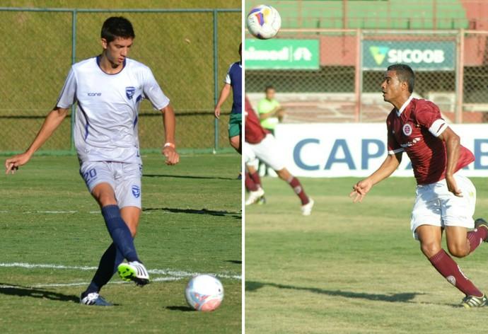 Equipes do Doze FC e da Desportiva Ferroviária se enfrentam em jogo-treino nesta sexta-feira, às 16h, no Engenheiro Araripe (Foto: Editoria de arte)