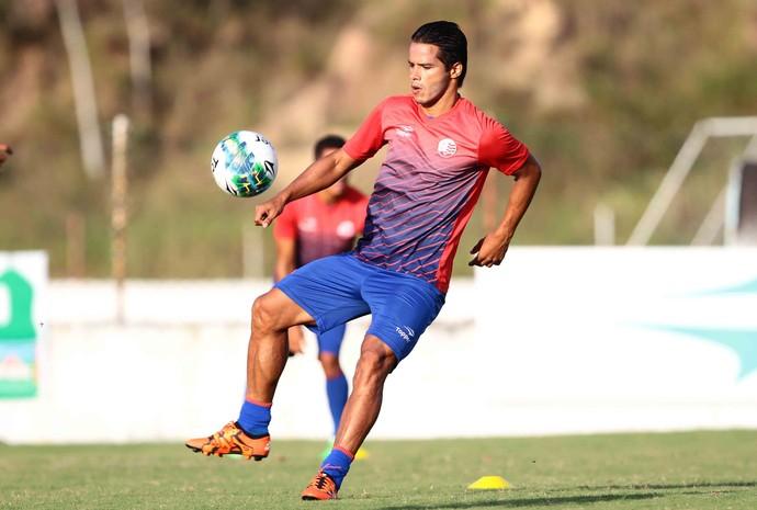 Daniel Morais Náutico (Foto: Marlon Costa / Pernambuco Press)