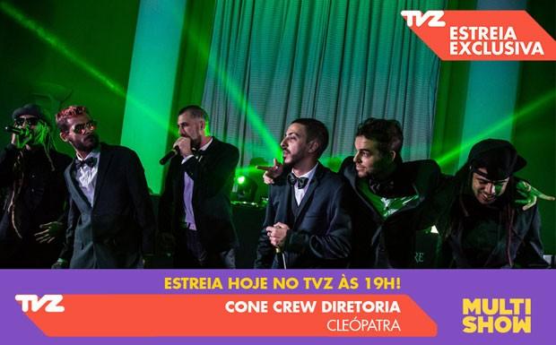 tvz cone crew (Foto: divulgao)