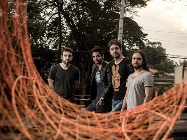 Fresno divulga novo CD, que será lançado em setembro de 2012 (Foto: Divulgação)