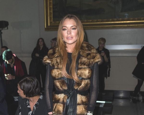 Lindsay Lohan envolvida em confusão novamente (Foto: Getty Images)