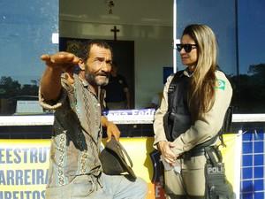 joseesilvana PRF ajuda Monteirense desaparecido que percorreu 1.500 km da PB a MG a rever os filhos
