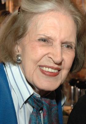 Lygia Fagundes Telles (Foto: Foto: Augusto Canuto/Wikipedia)